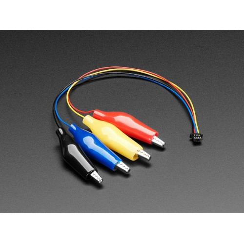 JST SH 5-pin Connectors (1.0mm pitch w/ 150mm wires