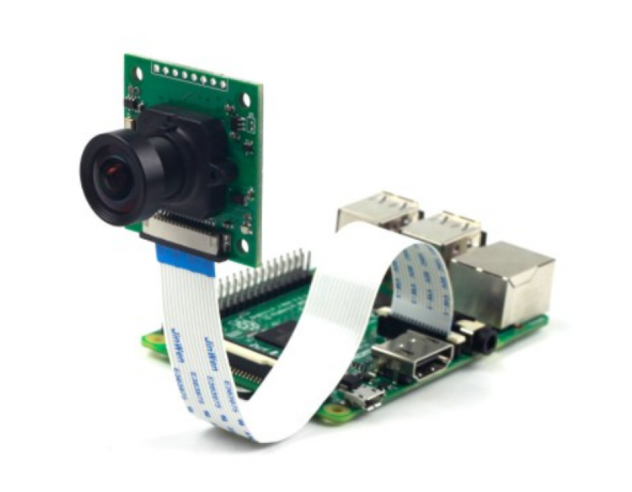 ArduCAM NOIR 8 MP Sony IMX219 camera module with M12 lens LS1820 / CS lens  2718 for Raspberry Pi
