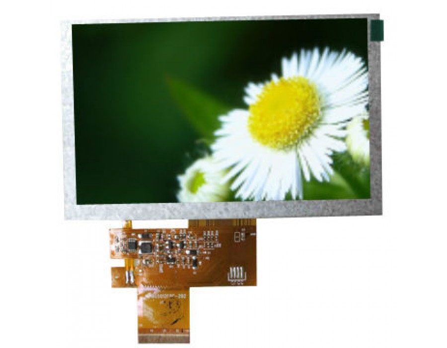 TFT 4 3 inch LCD Module Touch Screen Display
