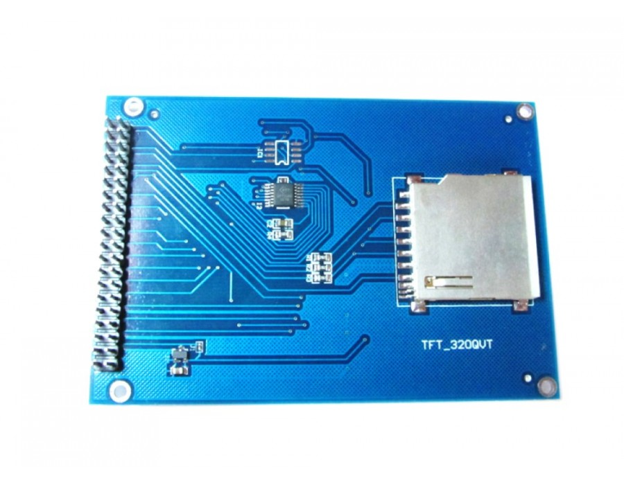 32 TFT LCD and Shield for Arduino DUE, with SD