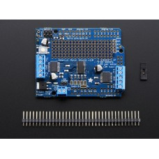 Motor/Stepper/Servo Shield Kit for Arduino