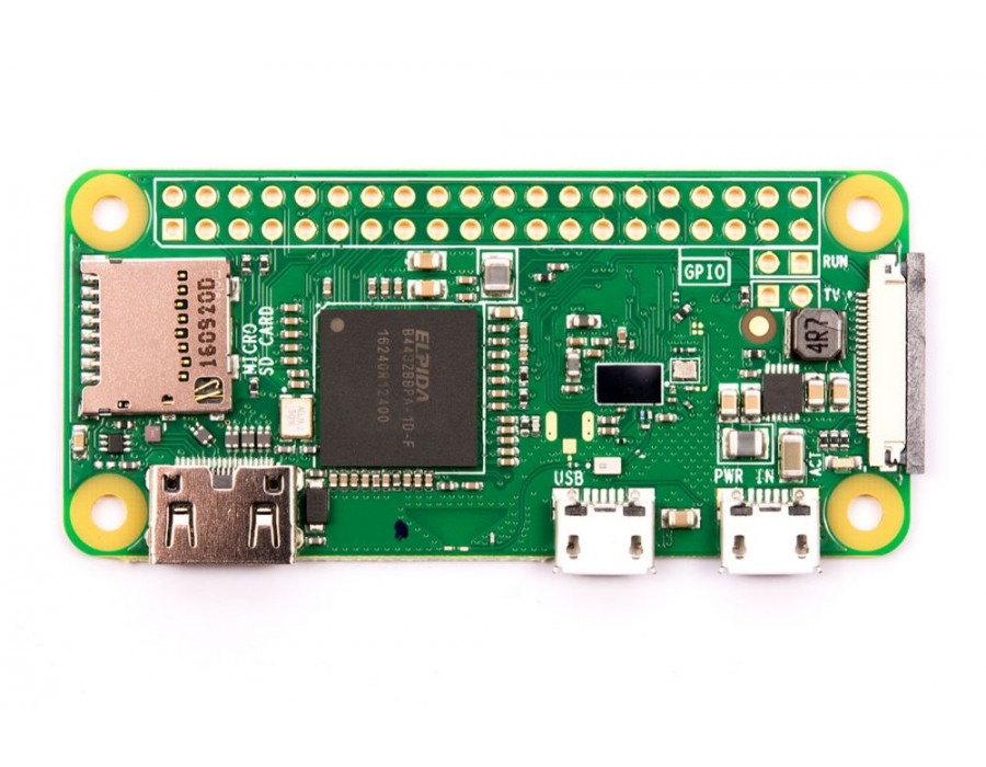 Buy Raspberry Pi Zero W Online In India Fab To Lab