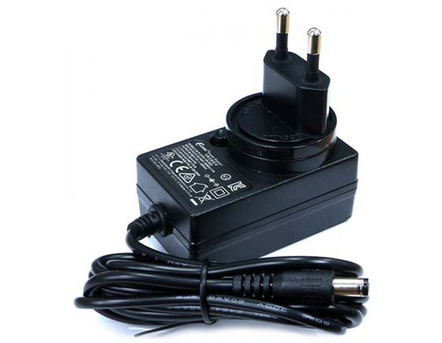 Power Adapter 12V/2A for Odroid-N2, Odroid-HC2