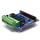 4-Port Relay Board PES-2401