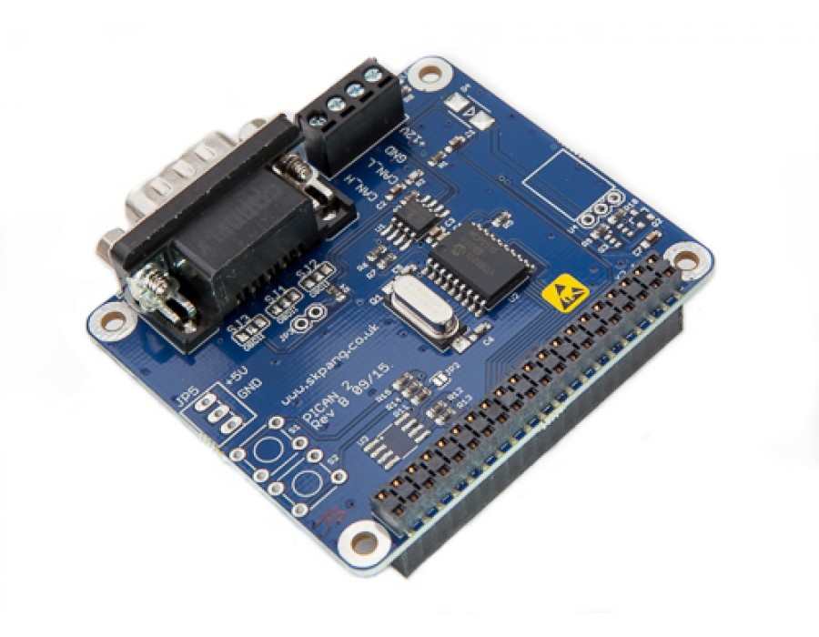 buy pican2 can interface for raspberry pi 2 3 with. Black Bedroom Furniture Sets. Home Design Ideas