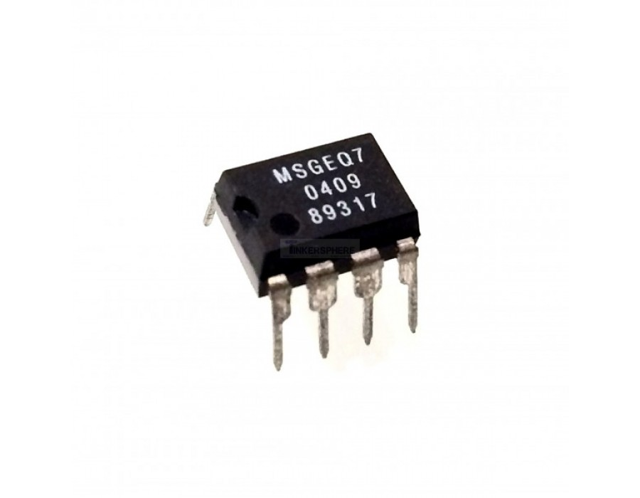 IC MSGEQ7 Band Graphic Equalizer DIP-8 Chip