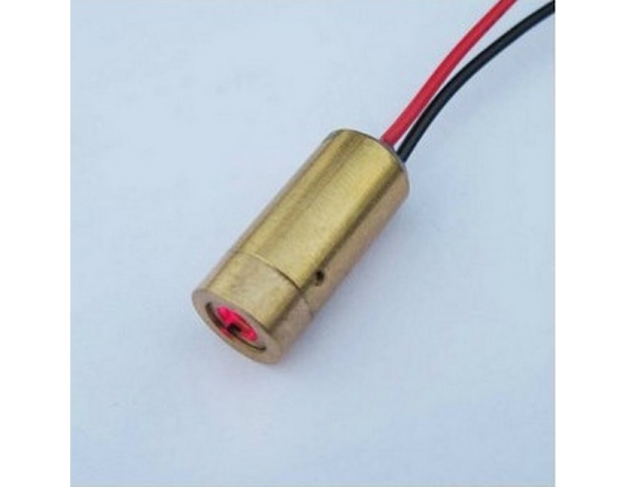 Red 5mw 650nm Laser Diode Module  Low Price  Stocked In India