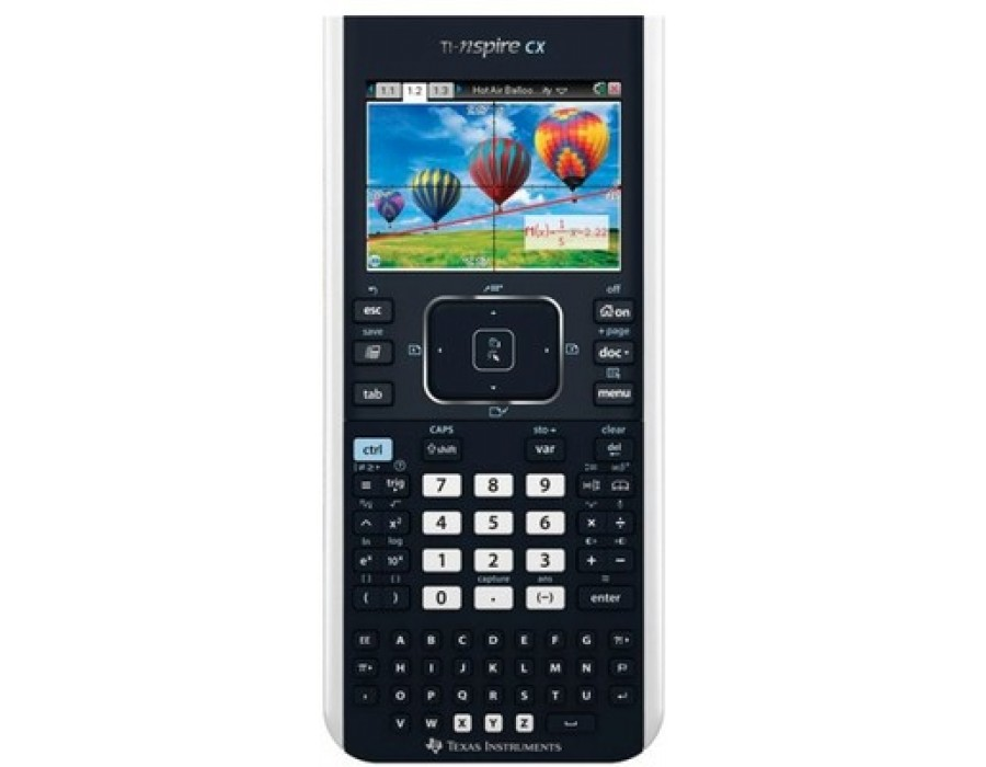 garage sale gift ideas - Buy Graphic Calculator TI Nspire™ CX Non CAS online in