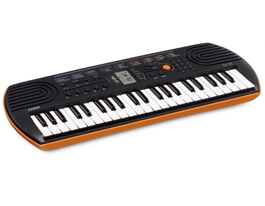 keyboard casio sa 76 india. Black Bedroom Furniture Sets. Home Design Ideas