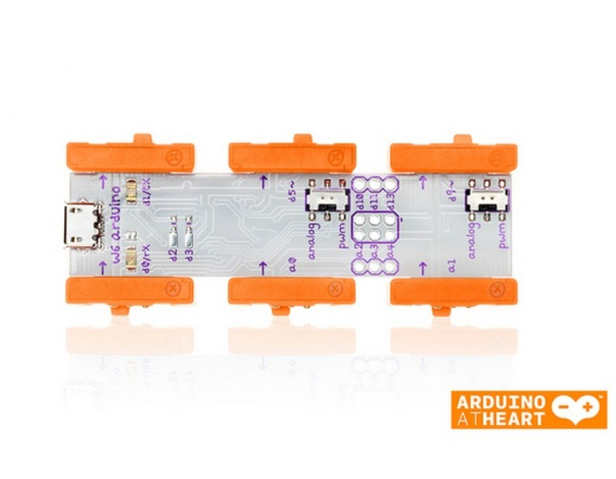 Buy littlebits arduino coding kit online in india fab to lab