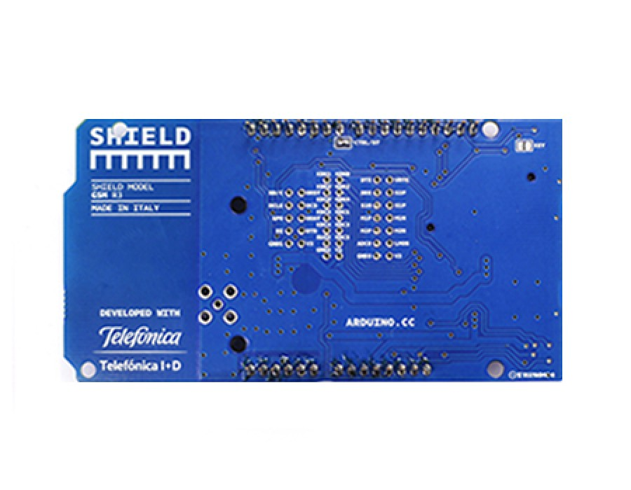 SIM900 GSM/GPRS Shield IComsat Preview / ITEAD