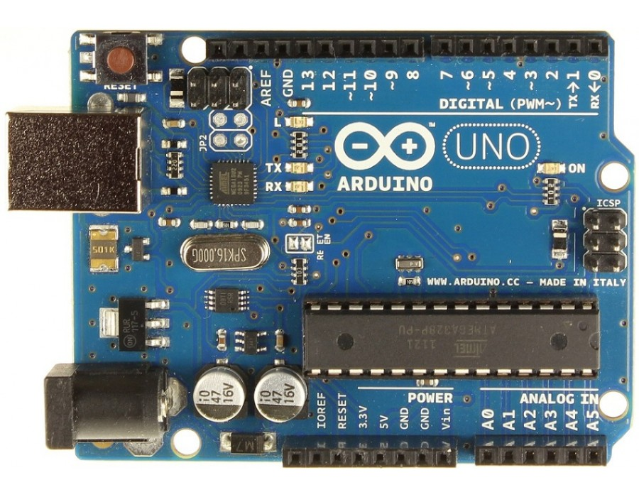 the history of the arduino microcontroller The arduino uno is not a microcontroller, either it's a breakout board based on the atmel atmega328p microcontroller microcontrollers are part of the reason the internet of things is possible and successful today how do i get one which microcontroller you'll want to get depends.