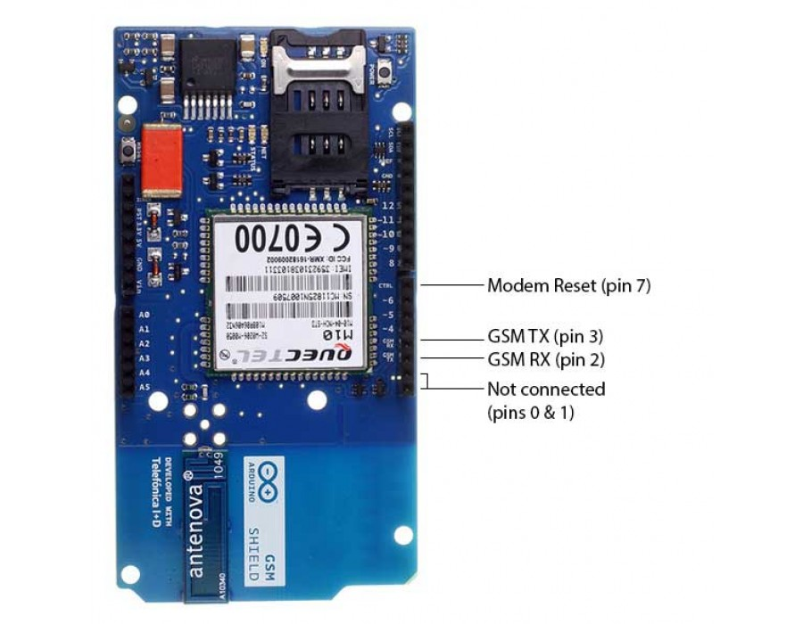 Arduino gsm shield buy in india lowest price fab to lab