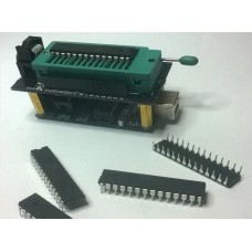 Arduino USBtinyISP Bootloader Shield (ATMEGA328P-PU)..Coming Soon