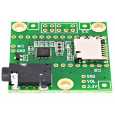 Audio Adaptor Board for Teensy 3.0 & 3.2