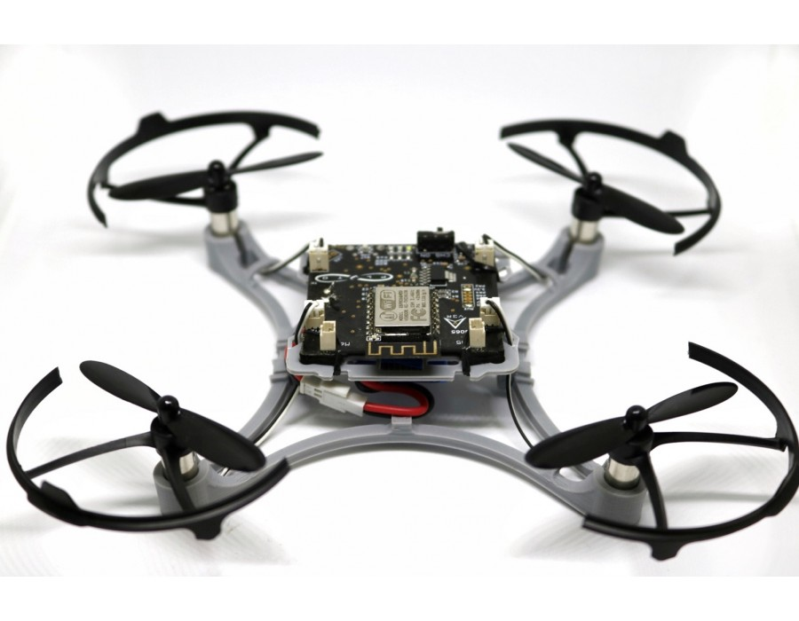 Pluto Drone 1 2 - Smartphone Controlled Quadcopter DIY Kit