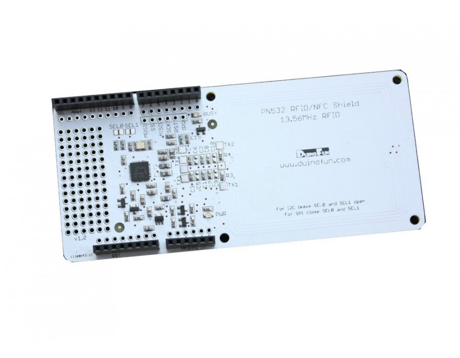 RFID/NFC PN532 Shield IC Card Expansion Board for Arduino