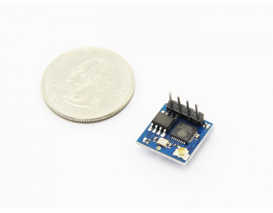 WiFi Serial Transceiver Module Breakout Board - ESP8266 ESP-05