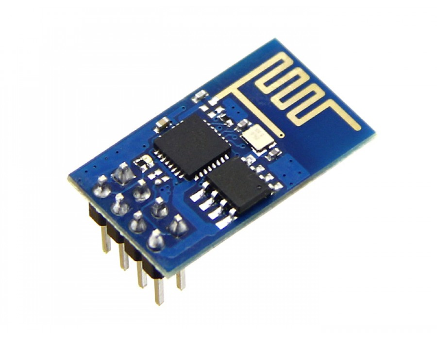 WiFi Serial Transceiver Module - ESP8266 ESP-01 E (1M Flash)
