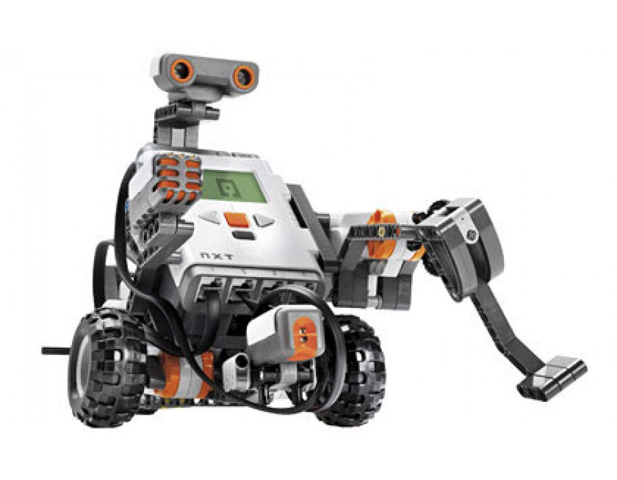Buy Lego Mindstorms Nxt 9797 Education Base Set Online In India