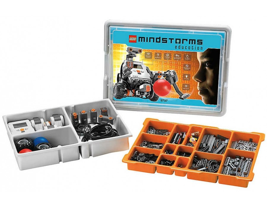 Buy LEGO® MINDSTORMS® NXT 9797 Education Base Set online in India ...