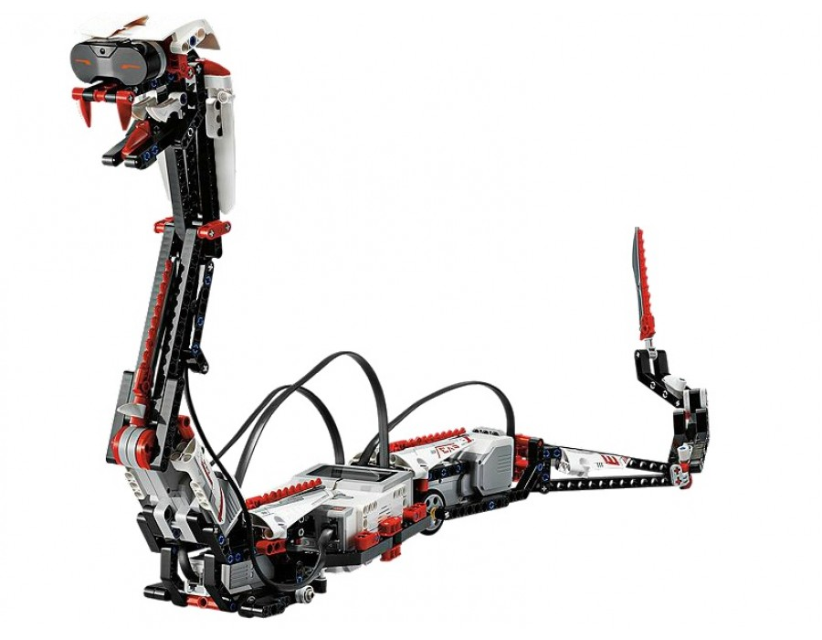 Buy LEGO MINDSTORMS EV3 - Retail Kit Online in India | Fab.to.Lab