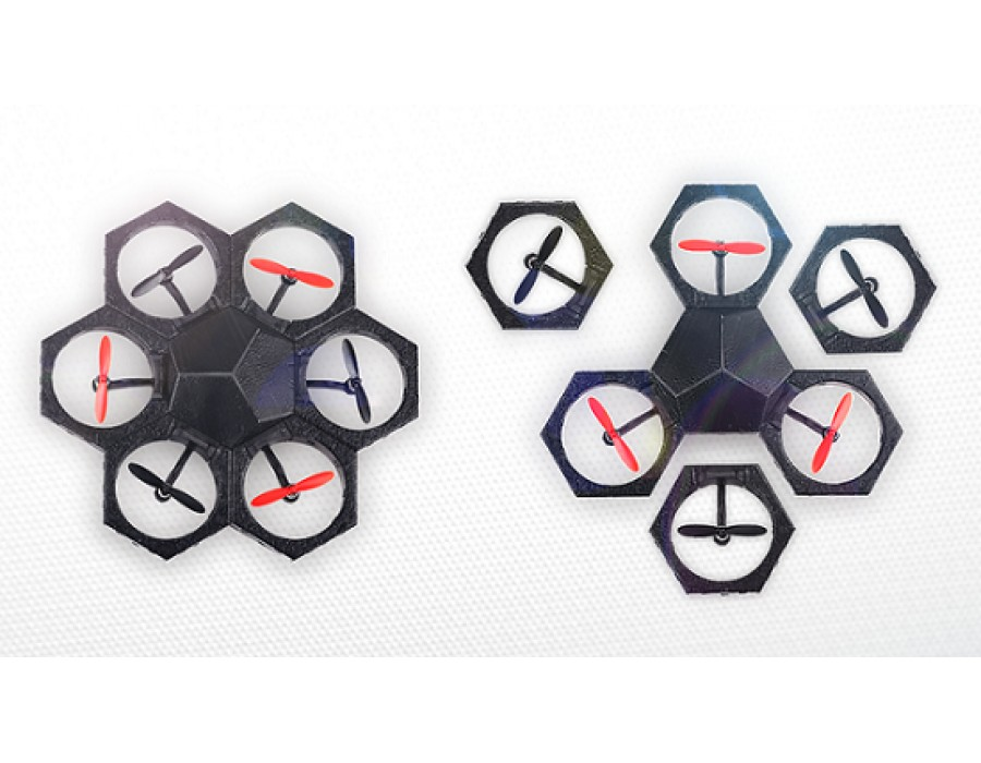 Airblock: The Modular and Programmable Starter Drone     Coming Soon