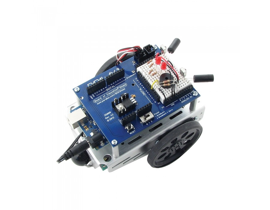 Buy robotics shield kit for arduino online in india fab