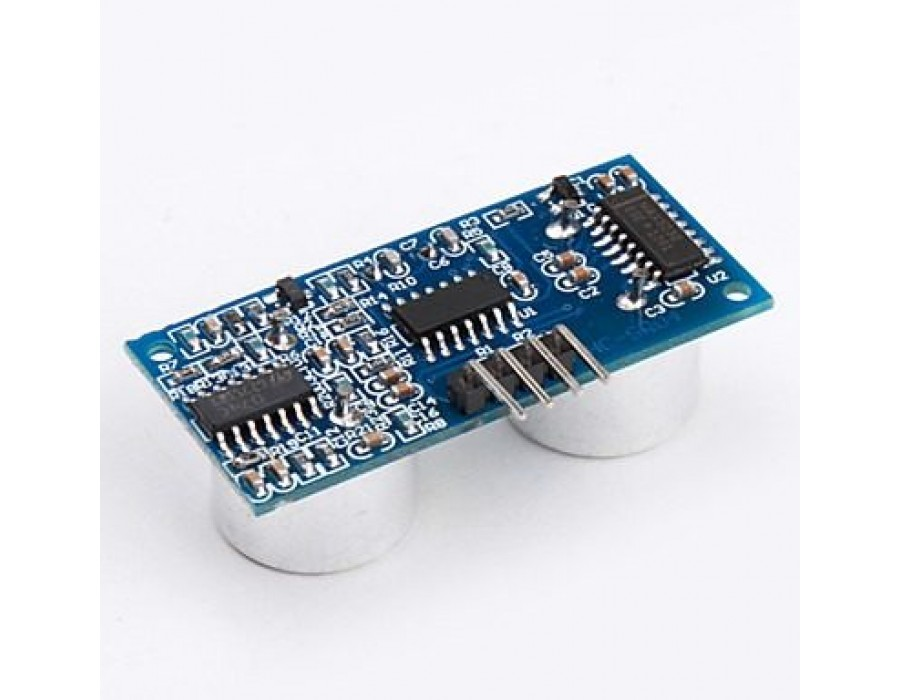 Measurement of ultrasonic distance sensor HC-SR04 and Arduino