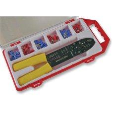 buy crimping tool kit duratool d00010 online in india. Black Bedroom Furniture Sets. Home Design Ideas