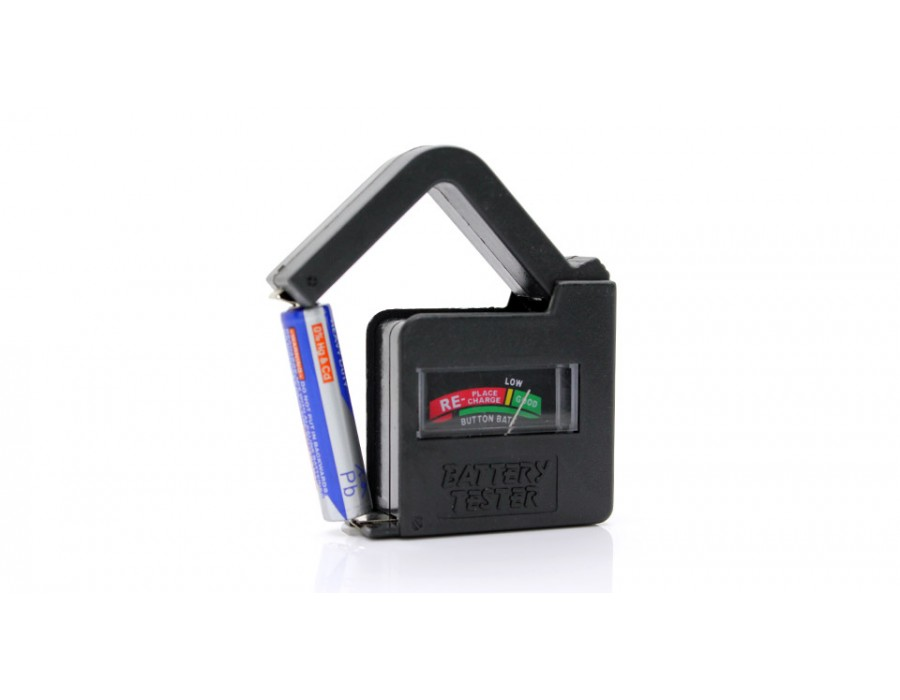 Deep Cell Battery Tester : Universal battery tester india