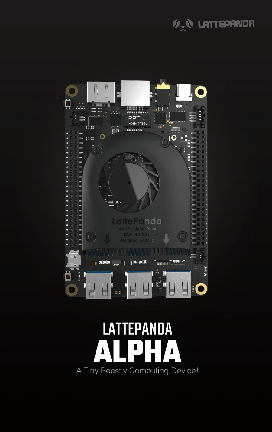 LattePanda Alpha 800s/ Alpha 864 -Tiny Ultimate Windows / Linux Device