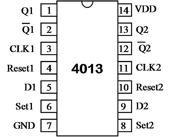 buycd4013bc dual d