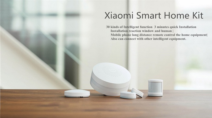 buy xiaomi smart home kit online in india. Black Bedroom Furniture Sets. Home Design Ideas