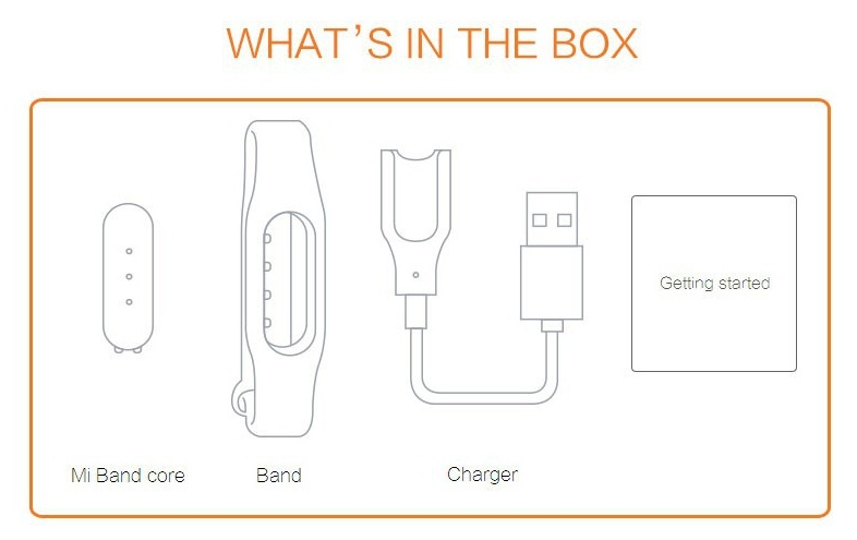 Xiaomi MI Bluetooth Band
