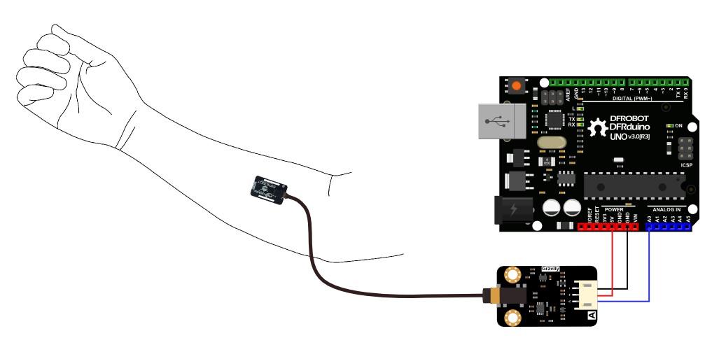 Pololu electrodes for myoware Muscle Sensors 6-pack 2733